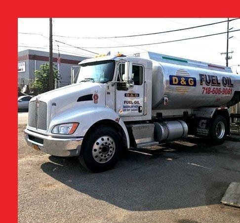 DGfueloil.com fuel truc